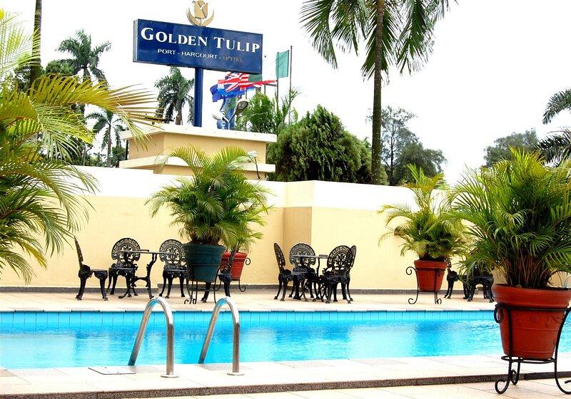 Golden Tulip Port Harcourt Hotel, holiday rental in Port Harcourt