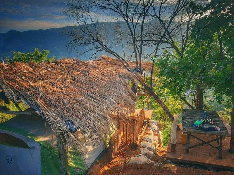 The Cliff Tea Glamping, alquiler vacacional en Uva Province