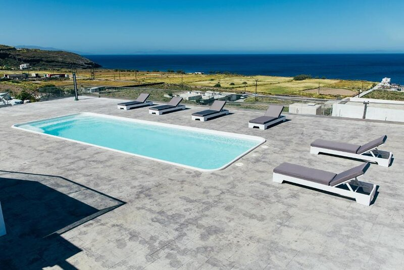 Amara house & Suites, alquiler vacacional en Koloumpos