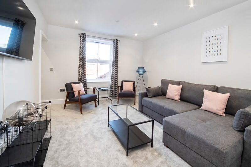 Lady Pecketts Luxury Apartment, holiday rental in Knapton