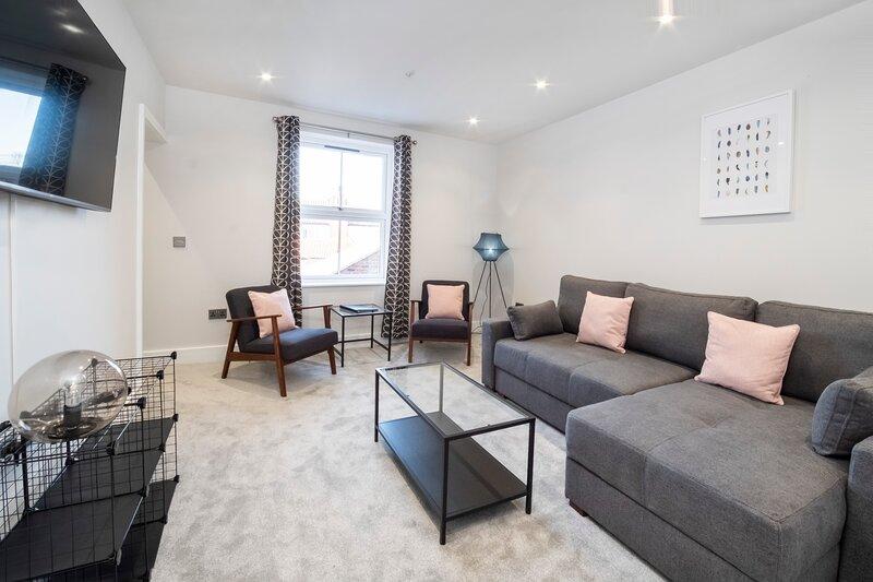Lady Pecketts Luxury Apartment, location de vacances à Wigginton