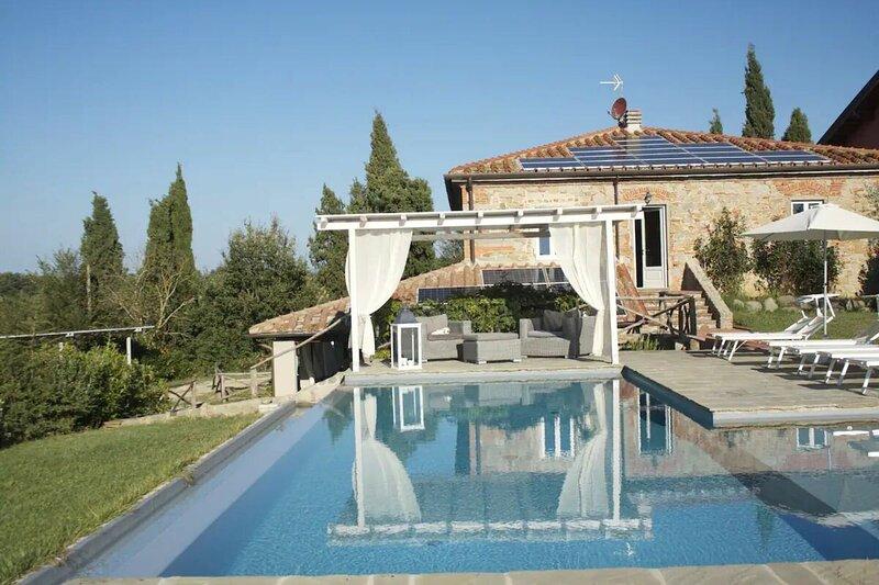 Villa Da Mille & Una Notte, location de vacances à San Giustino Valdarno