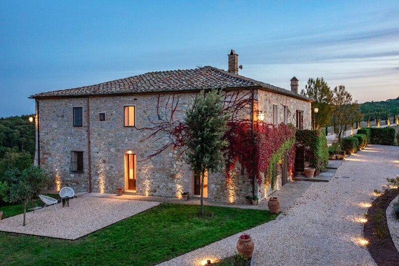 La Rustica Di Design, holiday rental in Ville di Corsano