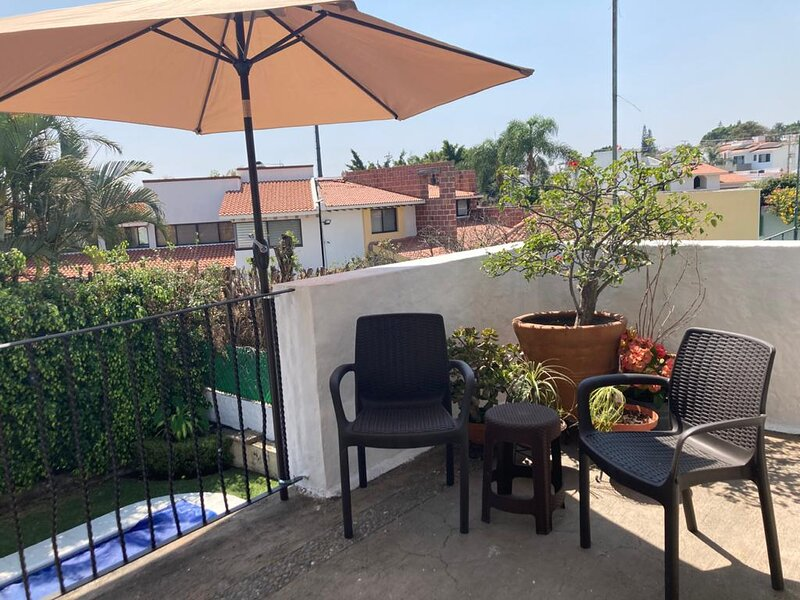Stunning 11 persons House in Lomas de Cocoyoc Mex, holiday rental in Oaxtepec