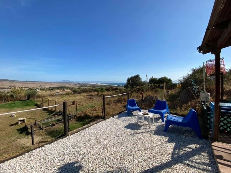 beautiful 2 bed room cottage with sea-view, holiday rental in Facinas
