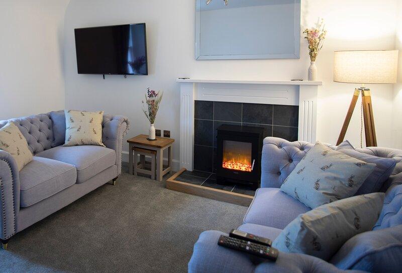Stableyard Apartment, holiday rental in Kirkconnel
