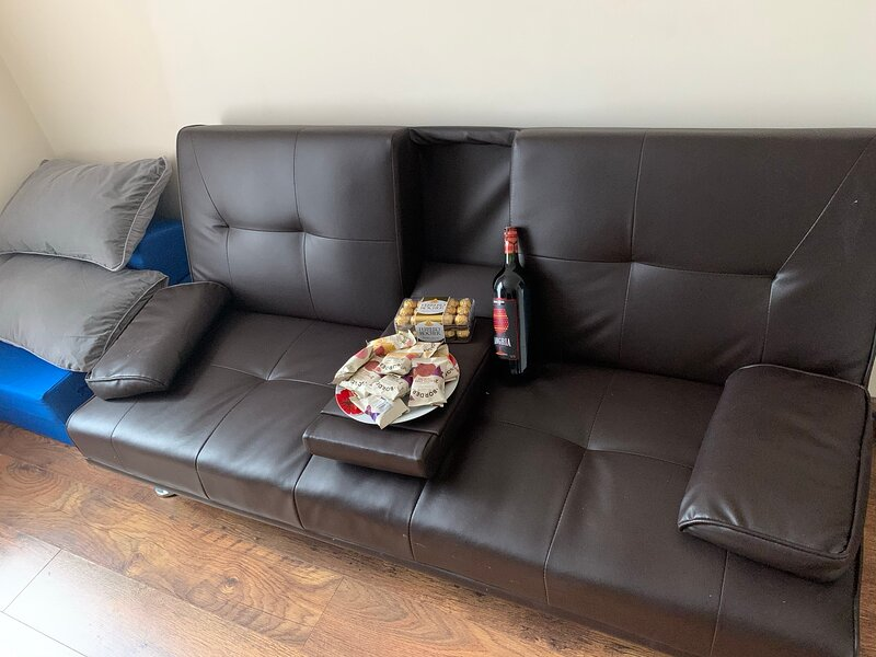Beautiful lovely  one bedroom flat  in Coventry, location de vacances à Ansty
