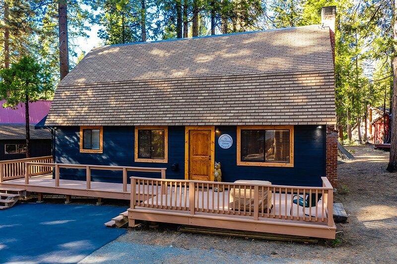 The Elderberry Retreat, holiday rental in Big Creek