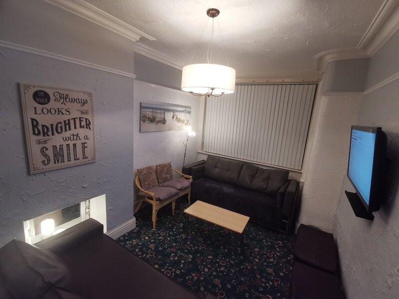 6 Person - 1 - Bed Apartment in Blackpool, alquiler de vacaciones en Blackpool
