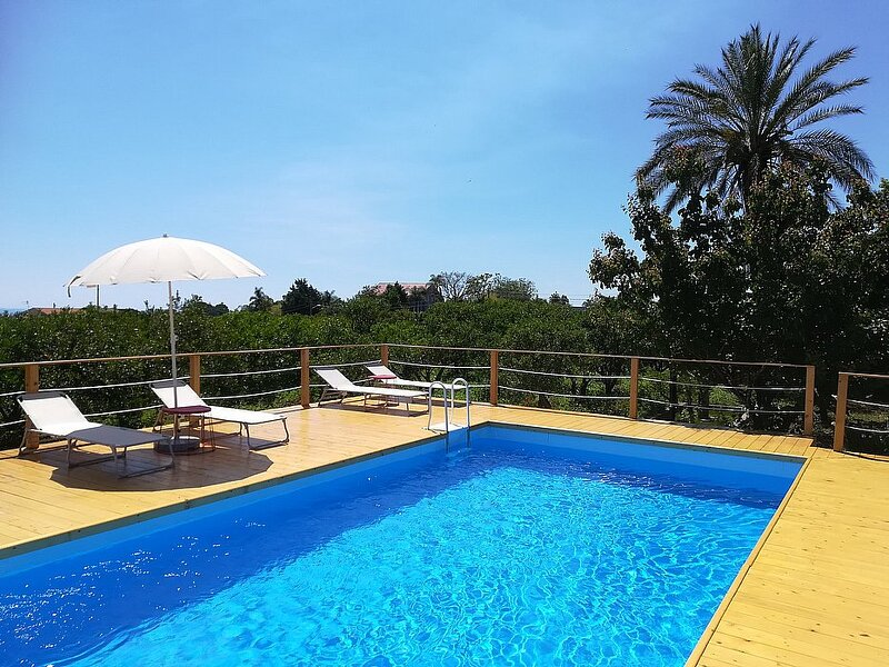 Villa Dianto, holiday rental in Giarre