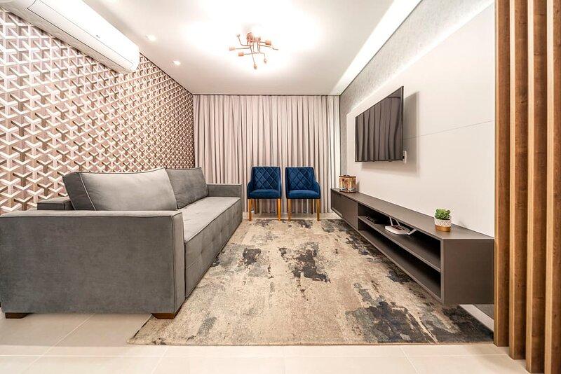 Belíssimo Apartamento em Gramado, aluguéis de temporada em Picada Café