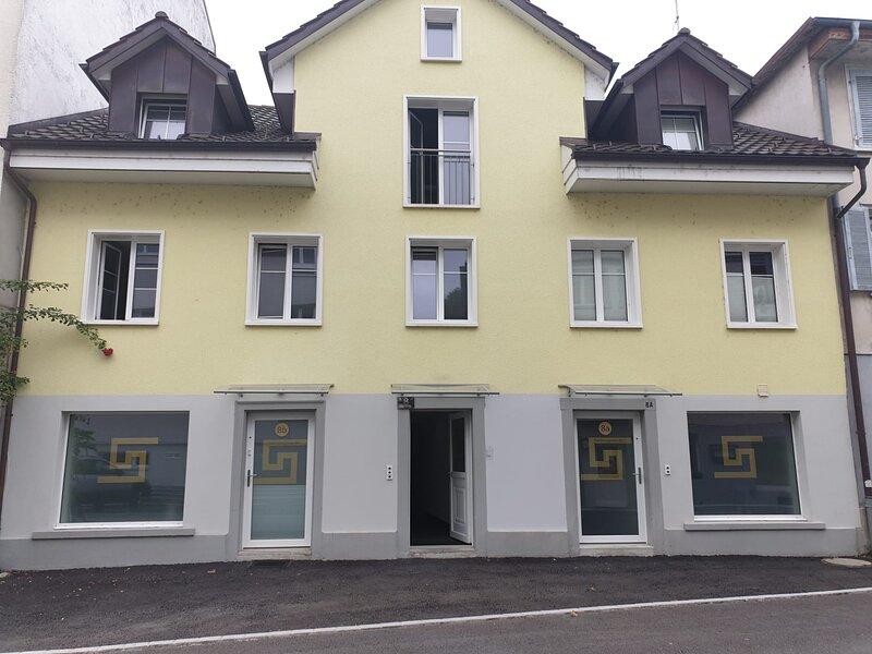 3 Doppelzimmer  Ferienwohnungen in Arbon   am Bodensee, Ferienwohnung in Kanton Thurgau