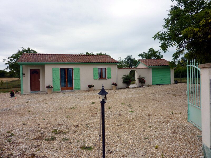 Les Bigoussies, location de vacances à Saint-Martin-de-Ribérac