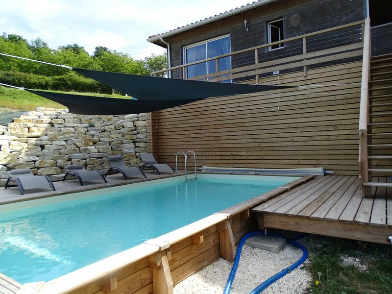Le Val d'Arliandou, holiday rental in Montagrier