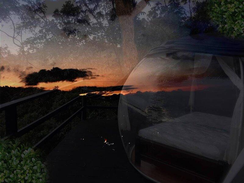 Skyline StarGazer Glamping, holiday rental in Tabio