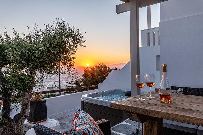Fade Away Mykonos, casa vacanza a Agios Sostis
