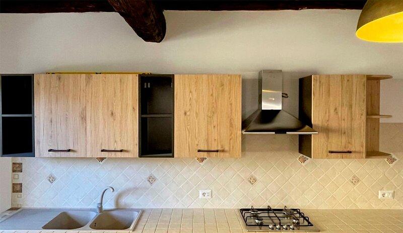 Appartamento nel centro storico con terrazzo vista paese e early/self check-in, casa vacanza a Bagnoregio