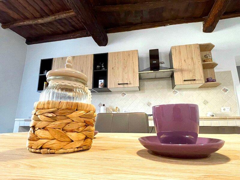 Appartamento nel centro storico con terrazzo vista paese e early/self check-in, holiday rental in Bagnoregio