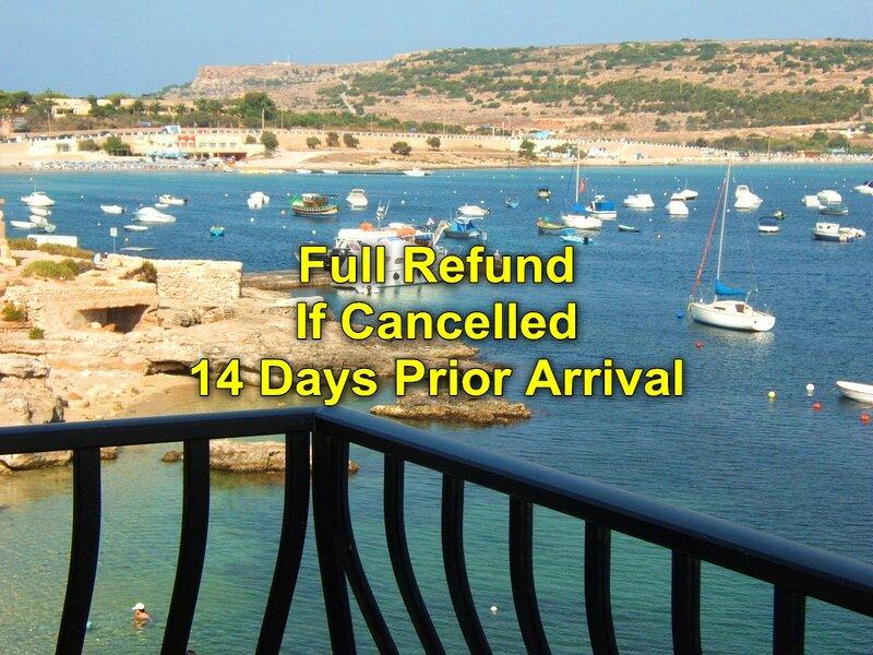 Tunnara Sea Front Apartment, vacation rental in Mellieha