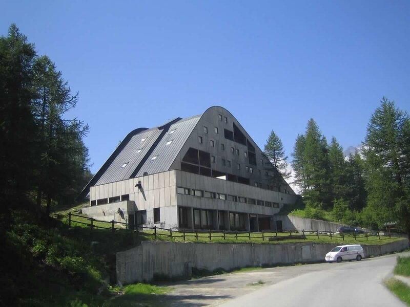 Beautiful studio with mountain view, location de vacances à Breuil-Cervinia