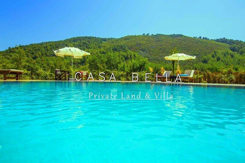 VIP Villa Casa Bella, alquiler vacacional en Kayaköy