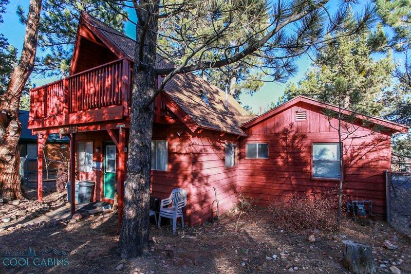 Big Bear Cabin 4U, vacation rental in Moonridge