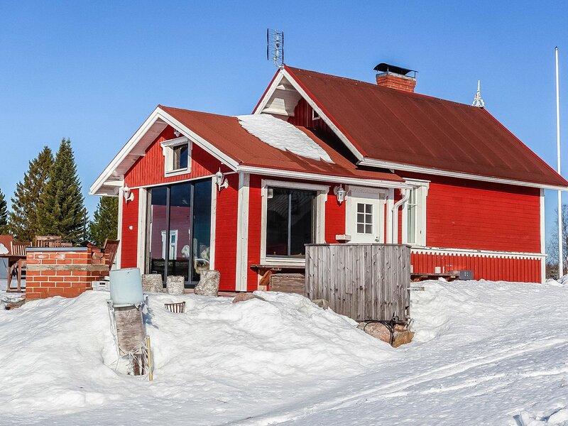 Villa väylä, location de vacances à Overtornea