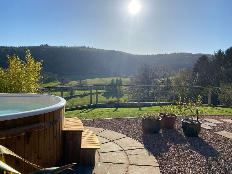 Nuthatch Cottage in the Forest of Dean is a hidden gem just waiting............., casa vacanza a Forest of Dean