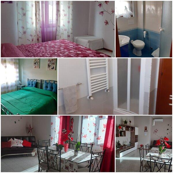 Le nostre stanze con bagno privato,  vicino a Tivoli e Guidonia. Stazione vicino