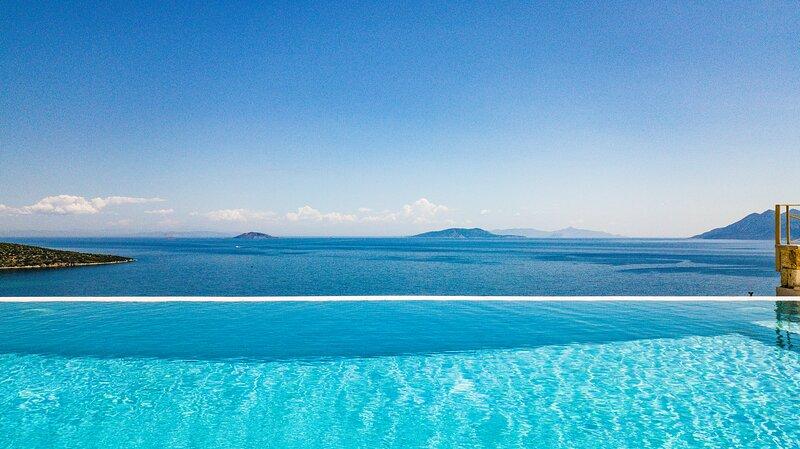 Infinite Blue Epidavros, holiday rental in Ligourio