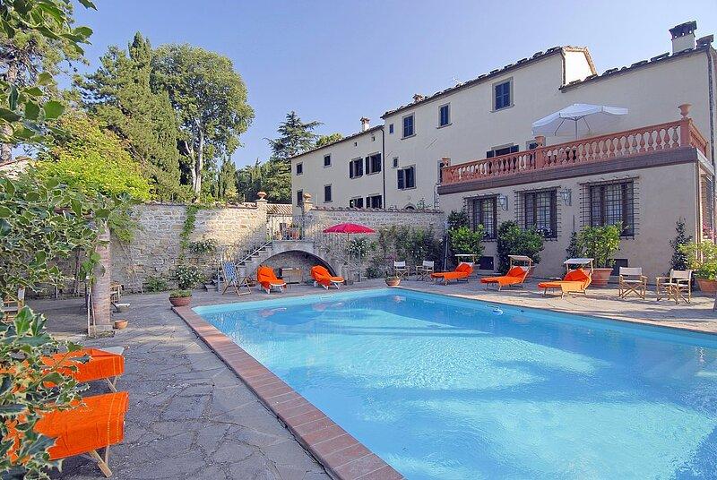 Villa Marion B, holiday rental in Palazzuolo Sul Senio