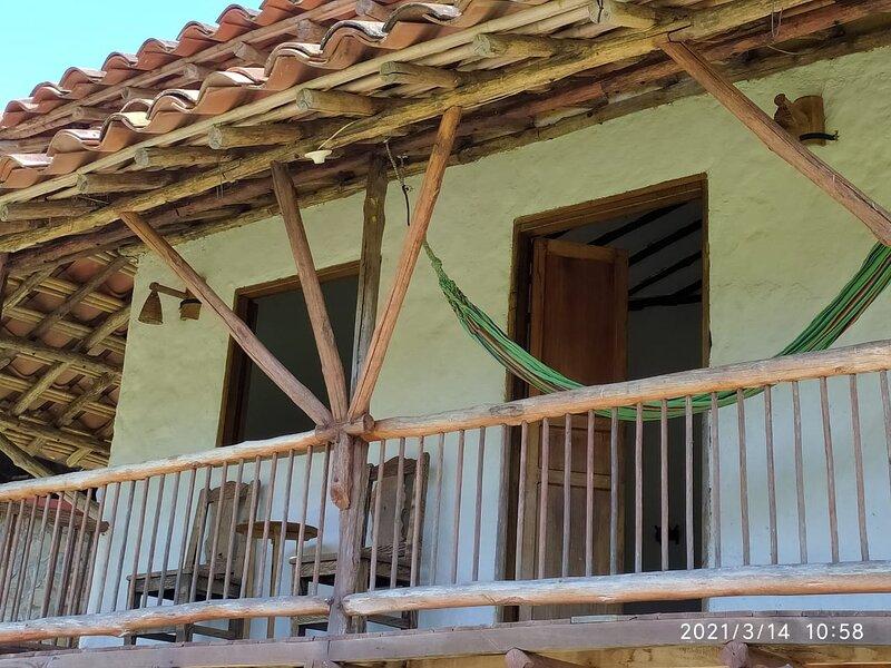 Excelente Cabana Duplex Para 5 Personas Frente A Panaca, holiday rental in El Cuzco
