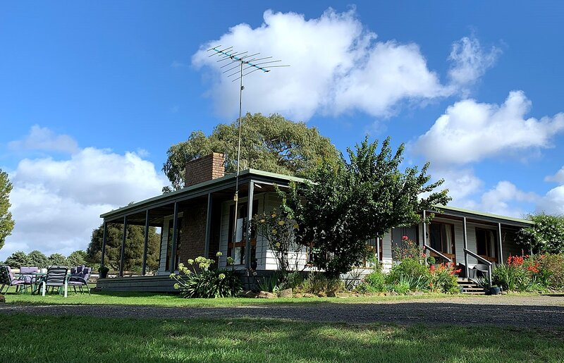 Cavallo Acres Homestead, Kyneton, holiday rental in Castlemaine