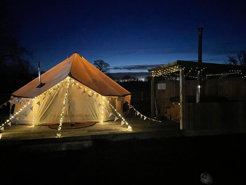 Glamp and Tipple - South Norfolk Glamping (Perignon), vacation rental in East Harling