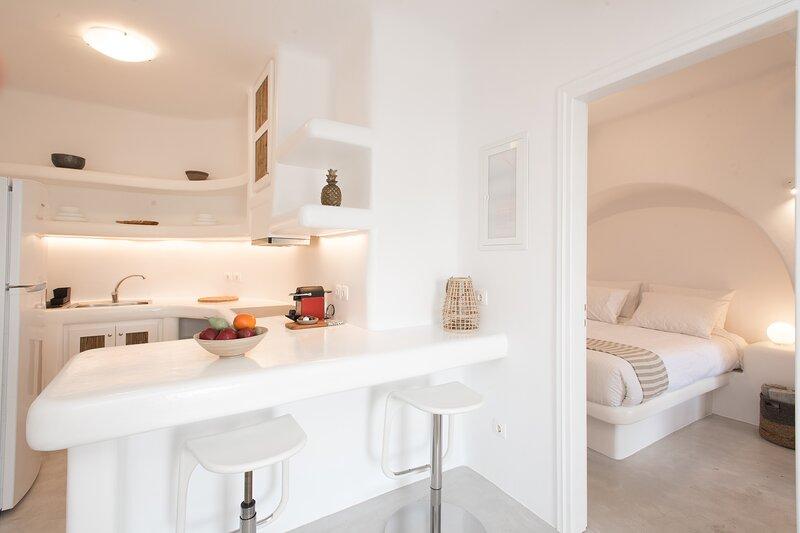 Twins Two by Koumi Homes Mykonos, holiday rental in Ftelia