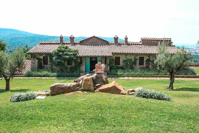 Cottage Dello Scultore, location de vacances à Montegabbione