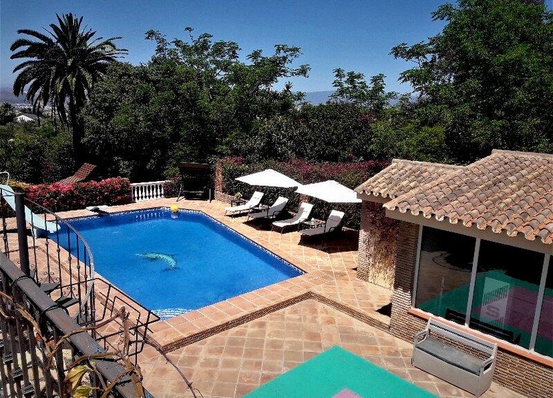 Villa Luisa, Ferienwohnung in Málaga