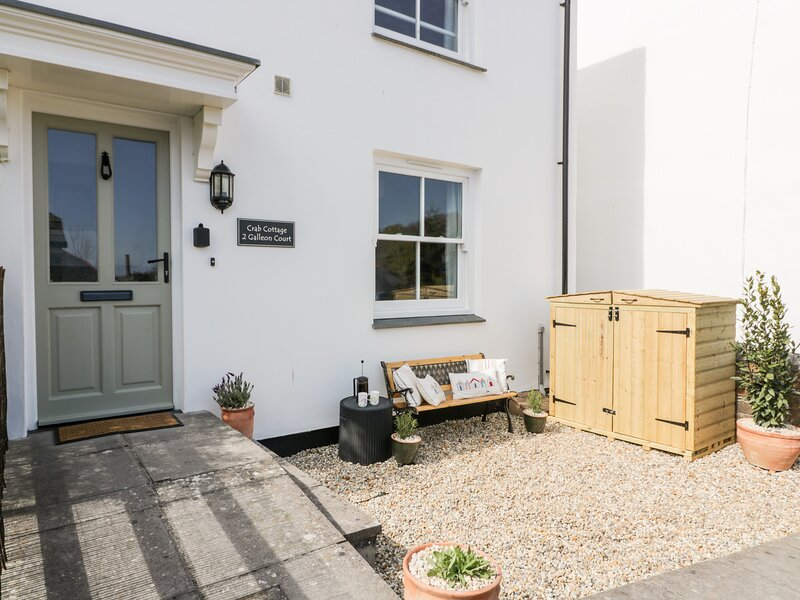Crab Cottage, Charlestown, holiday rental in Carlyon Bay