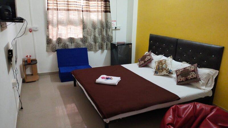 ATHARVA  STAY HOME, casa vacanza a Sangameshwar