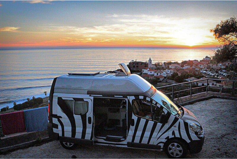 The best campervan for unforgettable moments!, aluguéis de temporada em São Martinho