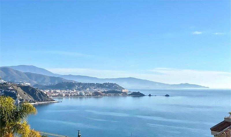 Andalusian Riviera: Seascape spot in La Herradura, holiday rental in La Herradura