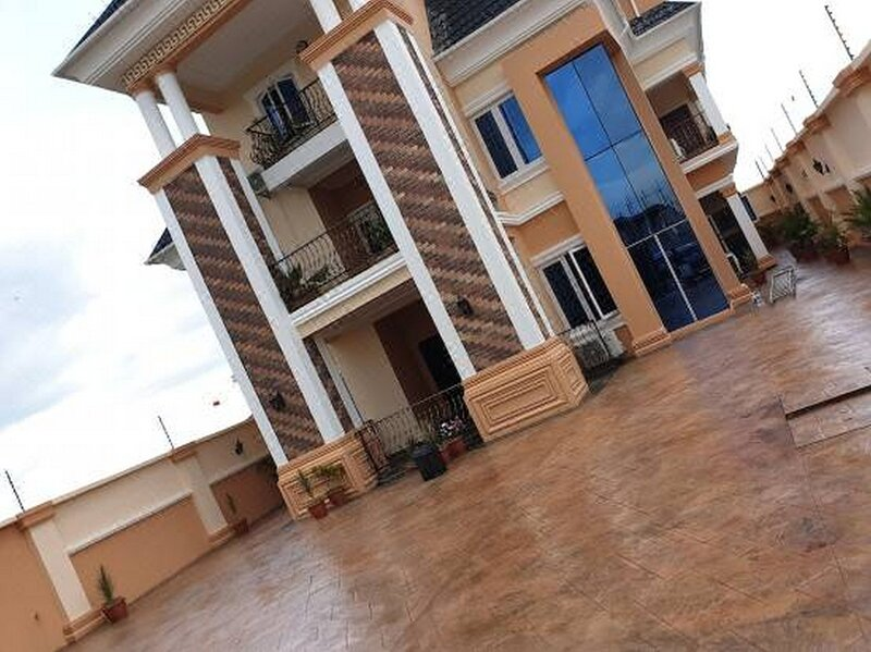 Mexiloyd Luxury Rooms Suites, holiday rental in Port Harcourt