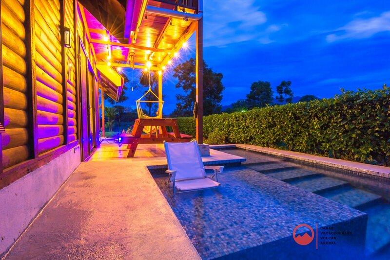 Just a Dream House, holiday rental in La Fortuna de San Carlos