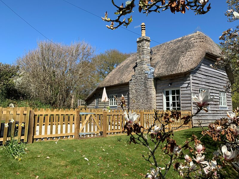 Music Room Cottage, Roffy House - Recently completely renovated & re-decorated, holiday rental in Worth Matravers