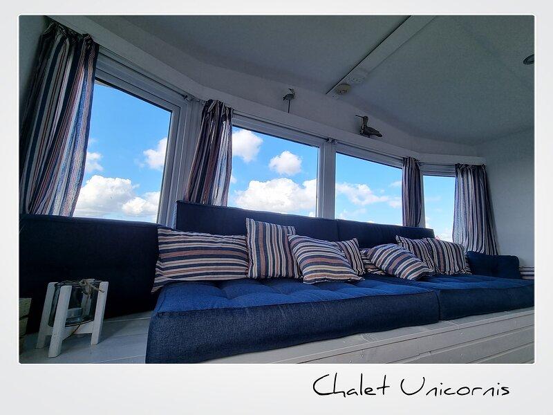 An Hollands Küste - Meerblick von der Terasse, holiday rental in Westerland