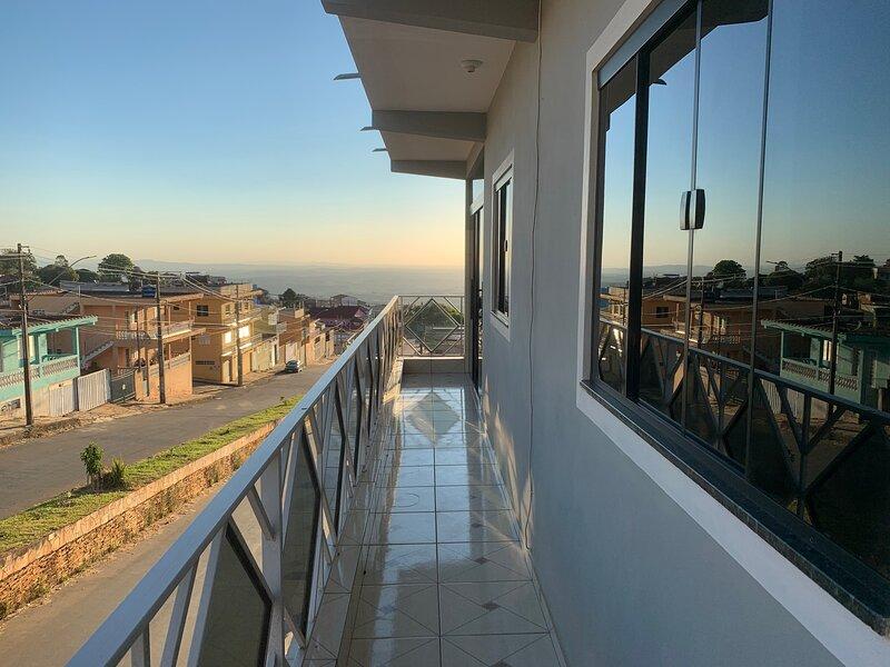 APARTAMENTO DO NIVALDO, holiday rental in Caxambu