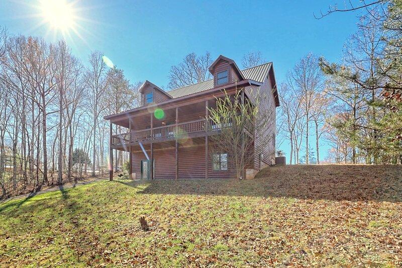 Mountain View Cabin, location de vacances à Young Harris