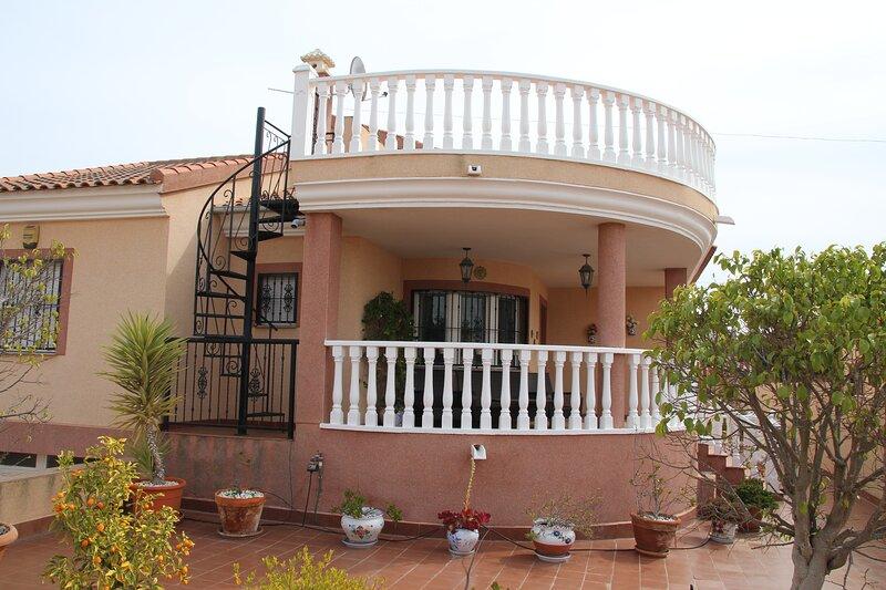 Casa Montenas, holiday rental in San Fulgencio