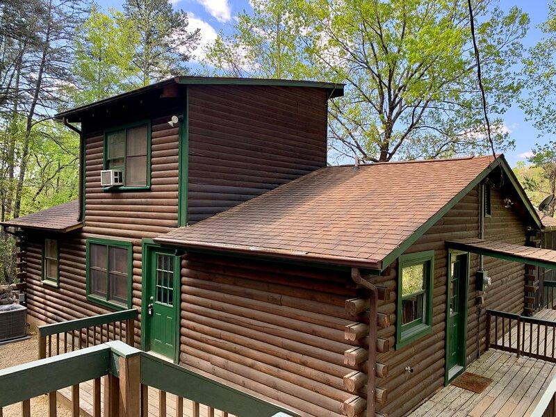 Logged Out, location de vacances à Lake Lure