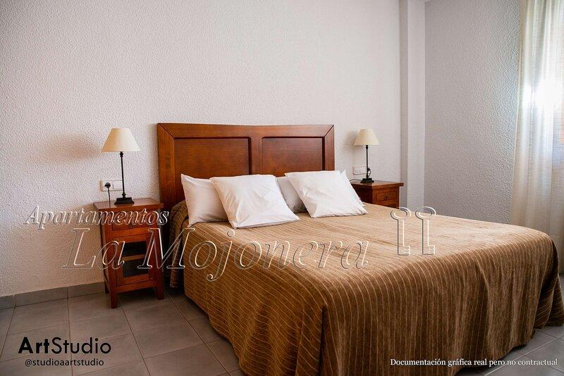 Apartamentos La Mojonera-Bloque B, vacation rental in Isla Plana